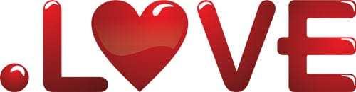 dominio .love