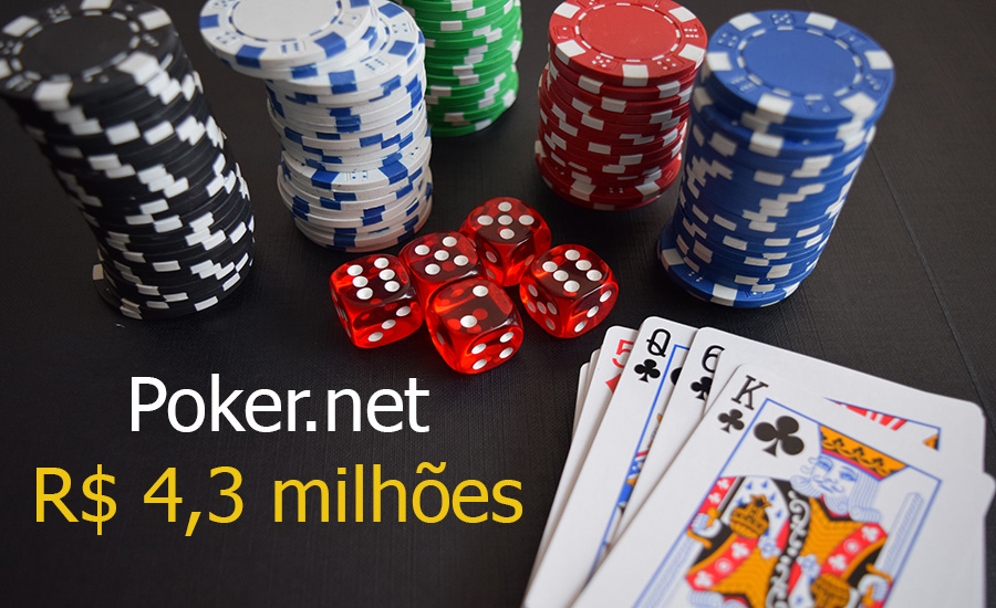 Domínio poker.net é vendido por mais de R$ 4 milhões