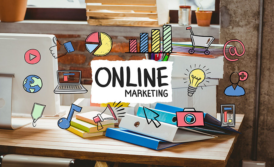 Domínios criativos para agências de marketing ou assessoria de imprensa