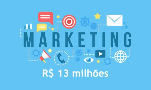 Domínio marketing.com é vendido por R$ 13 milhões