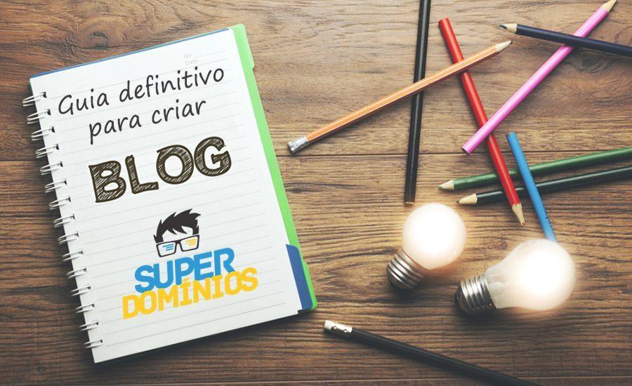 Como criar um Blog em 2020 – Guia fácil para fazer um blog