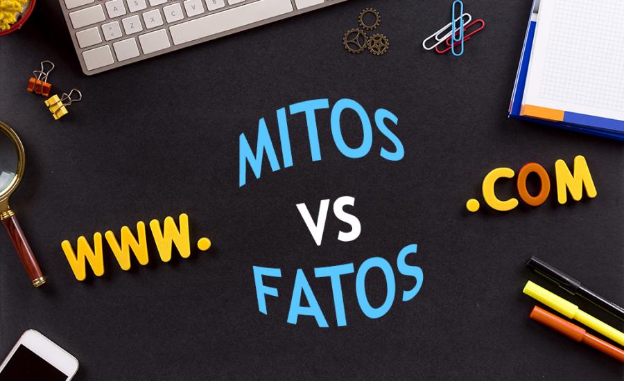 4 mitos mais comuns sobre nomes de domínios