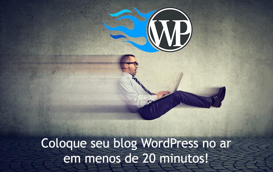 Wordpress Fazer Blog